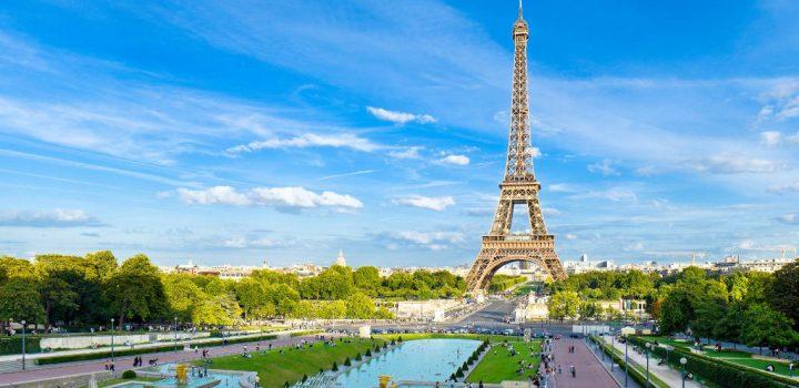 Torre Eiffel uno de los monumentos más visitados en el mundo
