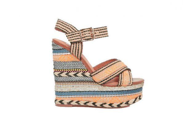Zapatos verano 2016