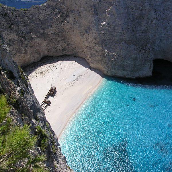 Playa Navagio